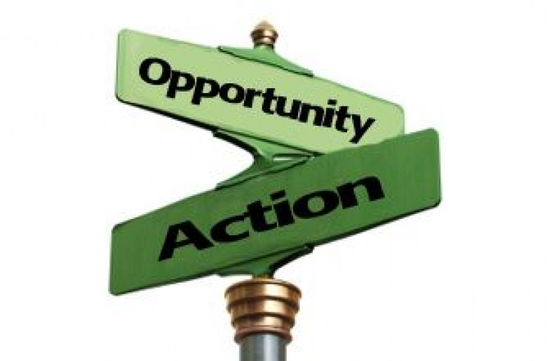 Taking Action When Opportunity Arises