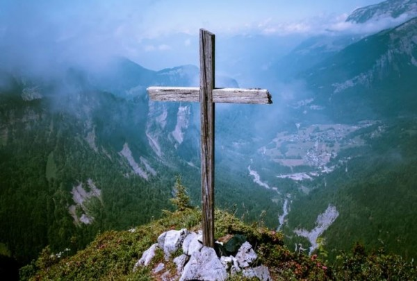 The Cross for the Great Divide
